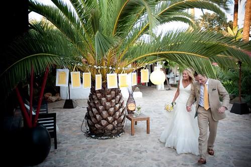 Ibiza Wedding with Atzaro, wedding feature: Amanda & Adrian, 2010