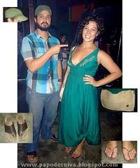 Lucas Ribeiro e Marta Louise - Órbita bar 13/01/2011