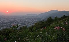 a Sunset (Sai Achanta) Tags: sunset india nature landscape vizag andhrapradesh kailasagiri vishakhapattanam