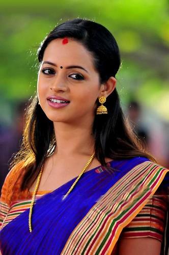 Best bhavana blue saree a photo on flickriver best bhavana blue saree altavistaventures Gallery