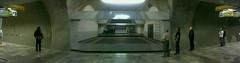 PANO-cel (Carlows) Tags: verde mobile mxico subway df metro ciudad cel chilangolandia lnea3