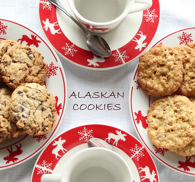 alaskan cookies