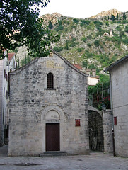 Small church in Kotor, Montenegro (Paul McClure DC) Tags: architecture historic montenegro dalmatia kotor crnagora june2010 cttaro