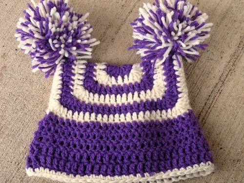 Peelu's new hat