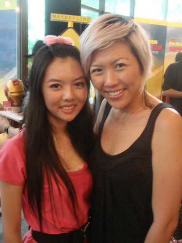 Chee Li Kee and Jennifer