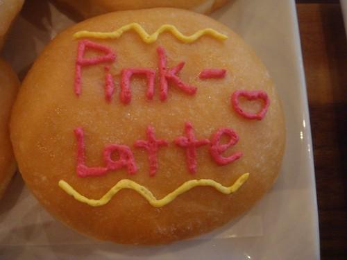 Pink-Latte