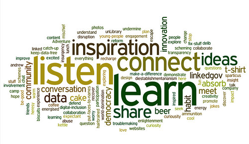 #ukgc11 introductions wordle
