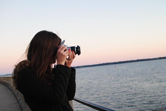 melissa taking pretty photos