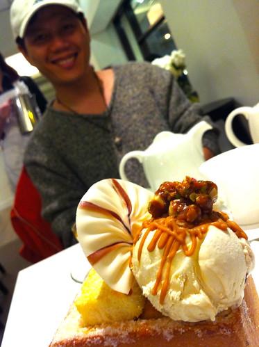 許書河於DAZZLING CAFE_4