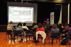 Taller análisis y creación de proyectos con énfasis en género y diversidad