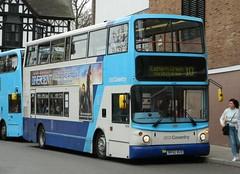 National Express Coventry (4419) BV52OCO (J.J.Pay 8581) Tags: travel blue bus alexander coventry alx400 bv52oco