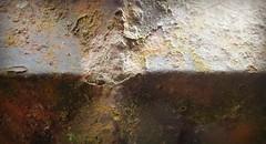 metal (catherine329) Tags: metal rust railing