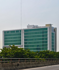 Gedung Sekretariat Mahkamah Agung RI (BxHxTxCx (more stuff, open the album)) Tags: jakarta gedung building office kantor architecture arsitektur