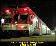 il041 (ribot85) Tags: 440131 440 hospitalet caf tren trenes trains train cercanias railways renfe railroad regional regionales renfecercanias bcn barcelona