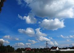Wolken Chmury nad Krakowem (arjuna_zbycho) Tags: krlewskiemiastokrakw jesiennie 2016 krakw krakau polska polen poland hauptstadt history herbst chmury wolken clouds niebo himmel sky