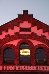 Westhafen (patricklange) Tags: frankfurt ffm luminale 2016 light art kunst licht lichtkunst