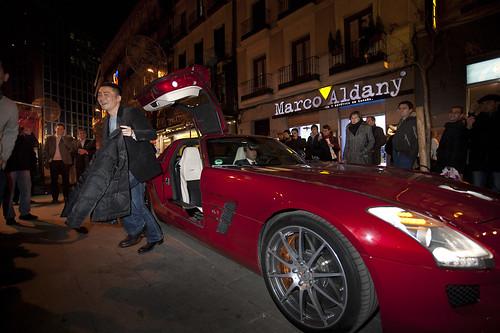 Kazunori Yamauchi Greets GT5 Fans In Madrid