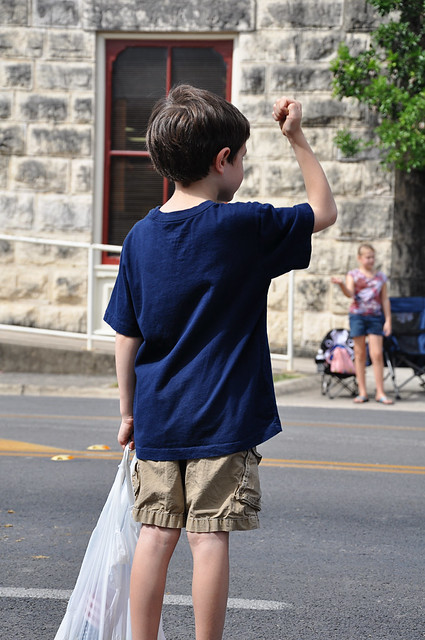 Boerne Labor Day Parade