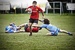 Rugby (Filippo Venturi) Tags: men boys sport photo foto mud rugby dirty match viterbo versus romagna ragazzi uomini sporco partita fango campionato 20101107