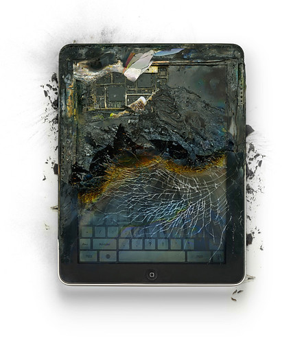iPad por amor a arte