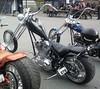 New Leather Seat Project (Marius Mellebye / 276ccm) Tags: chopper handmade oldschool harleydavidson motorcycle custom viking oldskool mythology mariusmellebye 276ccm leathersoloseat