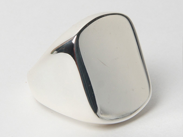 Martin Margiela silver ring 02a