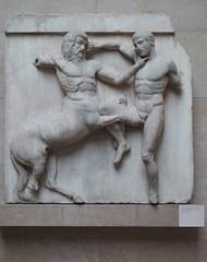 Parthenon Metope XXXI