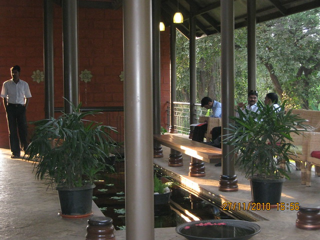 Visit to Kumar Pebble Park, Handewadi, Hadapsar Pune-IMG_4242