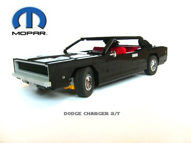 lego dodge charger