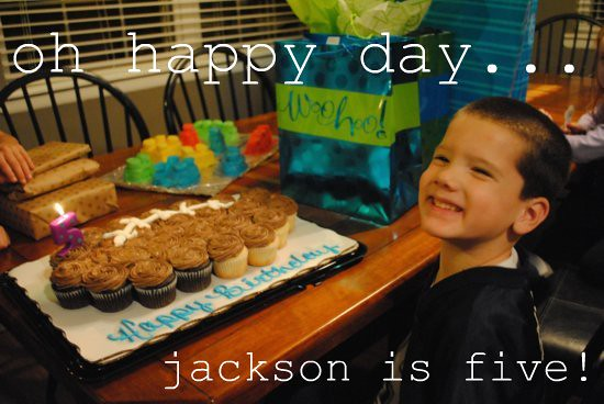 "jackson ""5"""