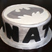 Batman Spotlight Cake