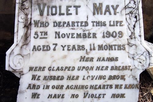 Violet May