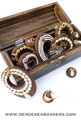Cookies are a girls best friend! (De Koekenbakkers) Tags: cookies cookie pears juwelen juwelry diamants