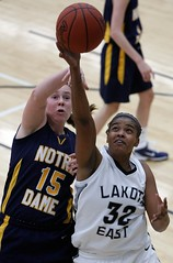 Notre Dame at Lakota East