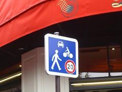 Улица совместного использования / Shared street