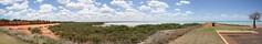 Broome's old Jetty (garethjl) Tags: tree beach bay town jetty under aquamarine australia down western kimberley mangroves westernaustralia downunder broome oldjetty roebuck boab boabtree townbeach pindan
