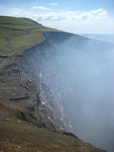 Cráter del Volcán Masaya