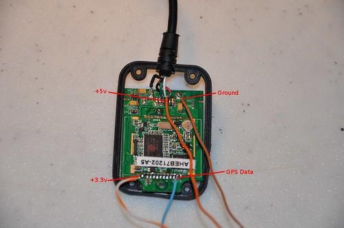 GPS Board