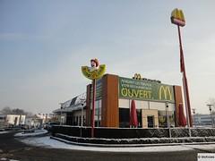 McDonald's Moeskroen Rue Beaucarne 12 (Belgium)