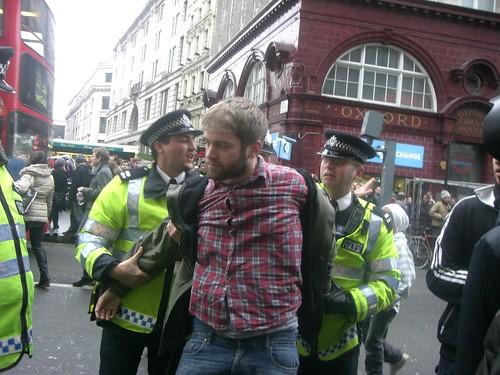 UK Uncut demonstration, 2010