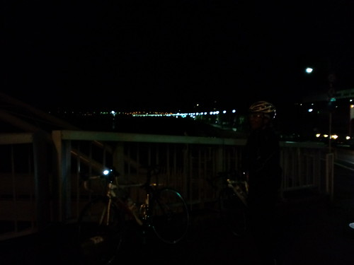 多摩川原橋朝5時