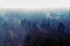 centralia church (Bork Bork Bork) Tags: mist church fog town pennsylvania smoke mary virgin pa centralia coal hillside orthodox blessed assumption ukranian anthracite