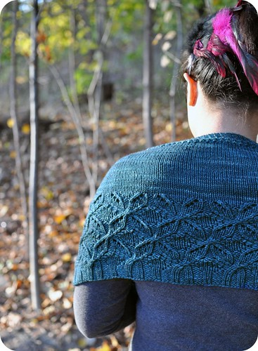 Tower Mill Shawl