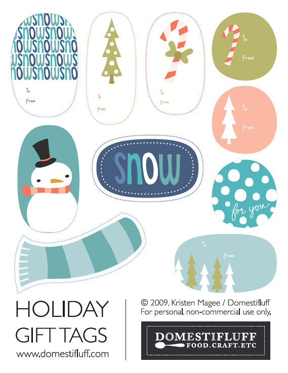 HOLIDAY PRINTABLE 2