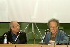Gherardo Colombo e Mario Zanot