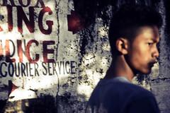 courier (openbox) Tags: boy shadow portrait india man asia dusk shillong meghalaya