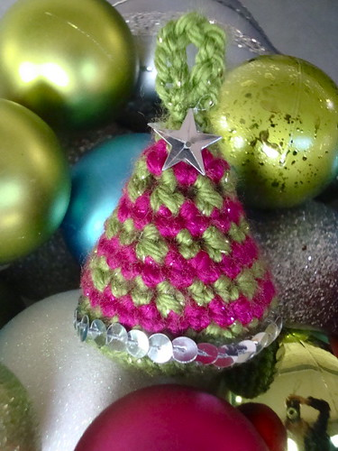 Amigarumtree Ornament