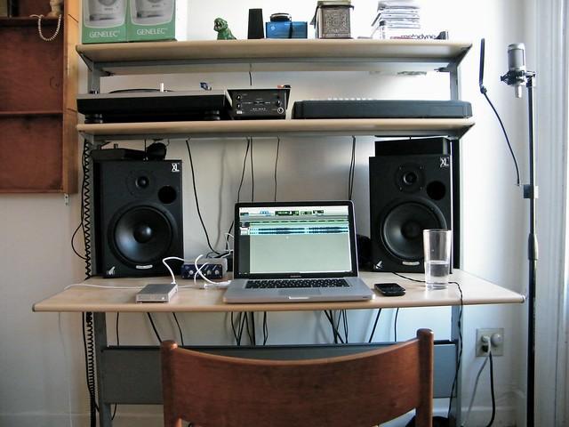 Oddisee's Studio
