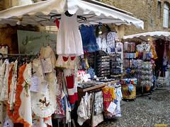 marché  pl A Malraux à Sarlat (montestier (très occupé !)) Tags: environnements
