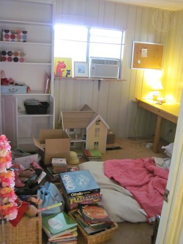 Bug's room